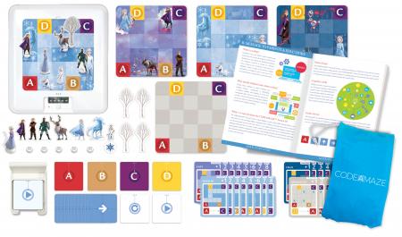 Code A Maze Frozen II - Joc de programare [2]