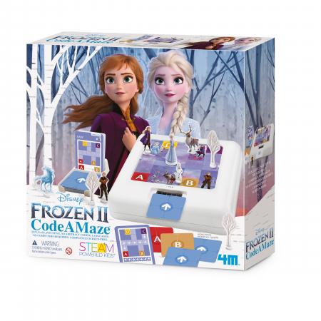 Code A Maze Frozen II - Joc de programare [0]