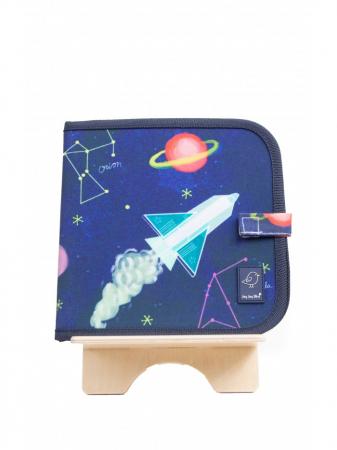 Color It & Go erasable book - Constellation - carte de colorat refolosibila [0]