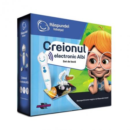 Creion electronic Raspundel Istetel - Albi [0]