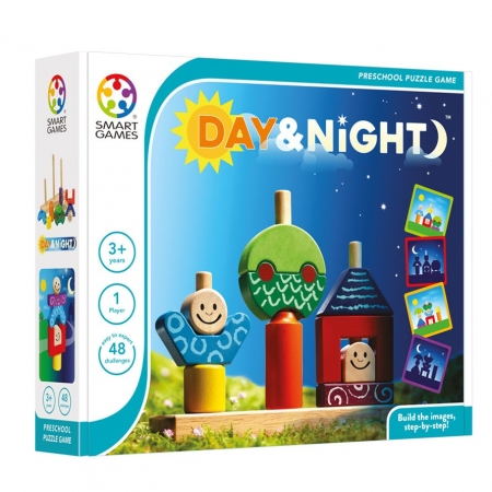 Day & Night - Joc de logică0