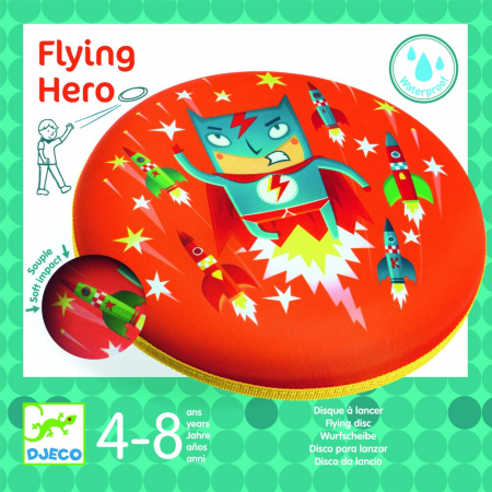 Disc frisbee - erou in zbor [0]