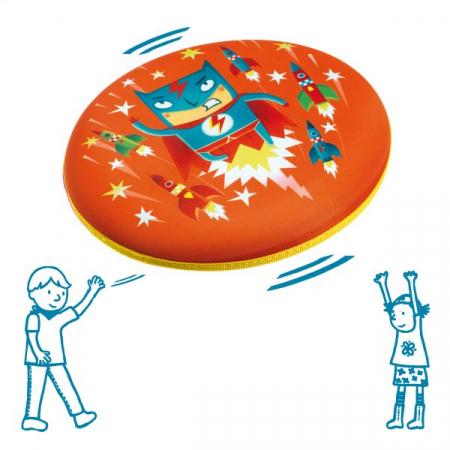 Disc frisbee - erou in zbor [2]