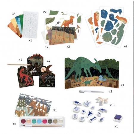 Atelier creativ Lumea dinozaurilor [2]