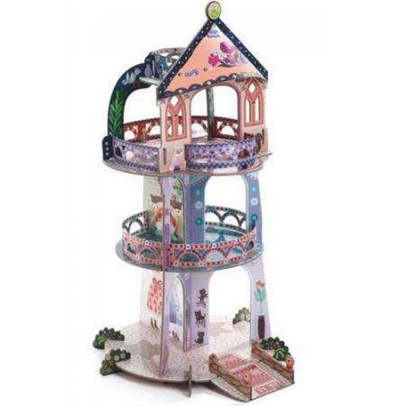 Turnul din povesti macheta 3D [0]