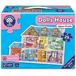 DOLLS HOUSE JIGSAW - Joc educativ [0]