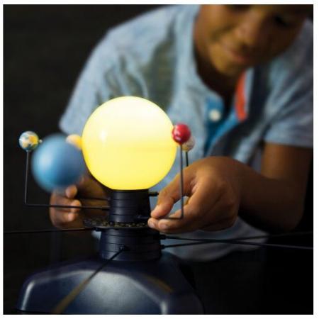 Sistem solar motorizat9
