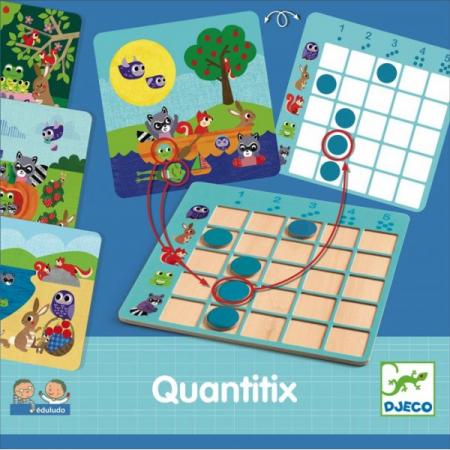 Quantitix - Joc de logică [0]
