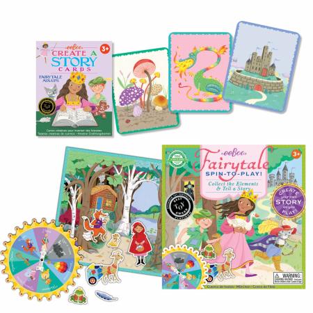 Fairytale Spinner Game - Joc educativ [5]
