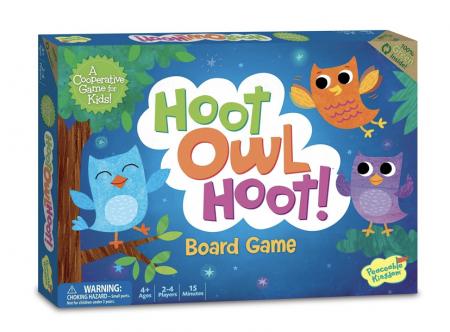Hoot Owl Hoot! - Zboară, bufniță, zboară!0