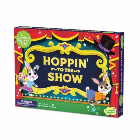 Hoppin to the Show - joc de cooperare cu magie [0]