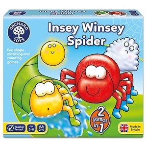 INSEY WINSEY SPIDER - Joc educativ0