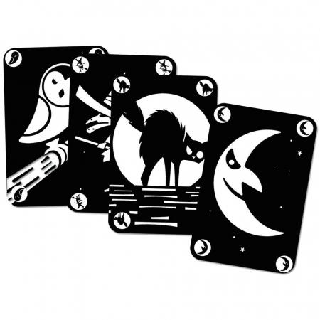 Mistibooh - Joc cu carti fosforescente1