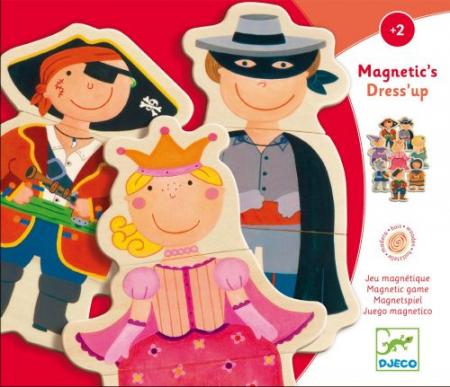 Joc cu magneti Carnaval [0]