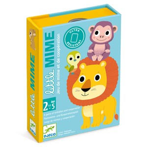 Joc de carti Toddler Little Mime [0]