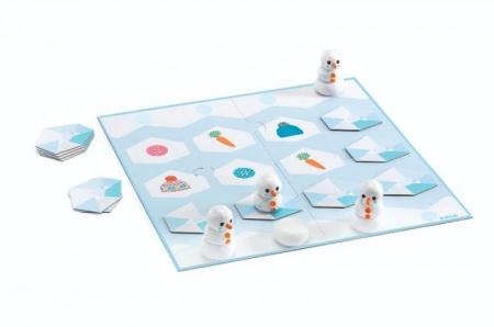 Oamenii de zăpadă - Joc de cooperare1