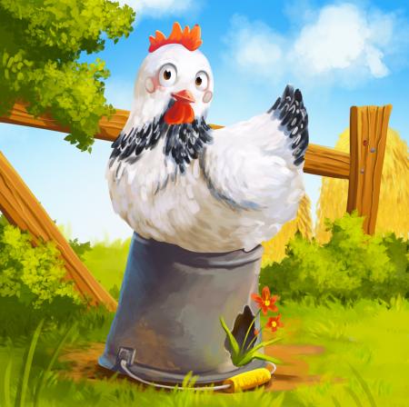 FARMINI - Joc de familie [5]