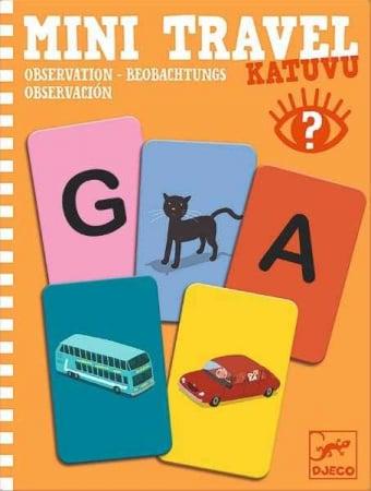 Mini travel Katuvu - Joc de memorie0