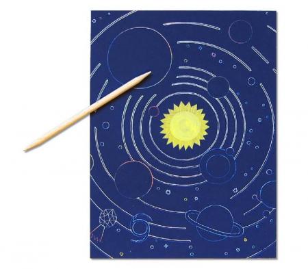 Cosmos - Joc creativ de razuit [2]