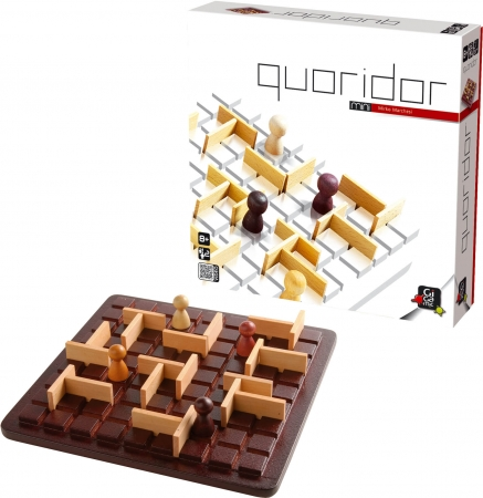 QUORIDOR Classic - Joc de strategie2