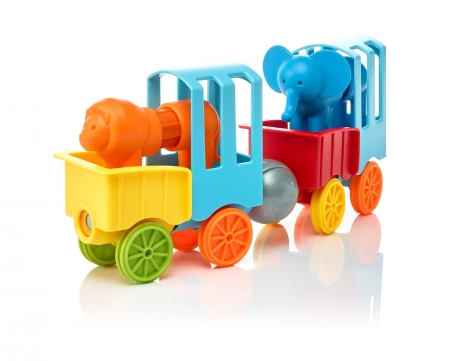 My First Animal Train - Joc magnetic2