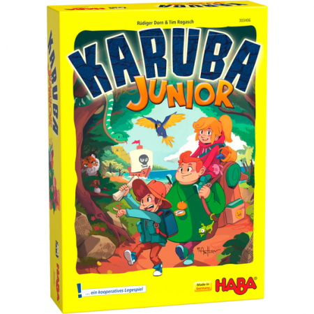Karuba Junior - Joc de cooperare0