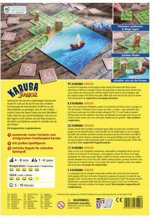 Karuba Junior - Joc de cooperare3