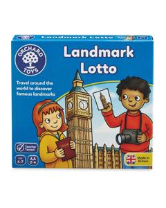 Landmark lotto - Joc educativ0
