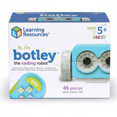 Robotelul Botley in cursa - joc STEM0