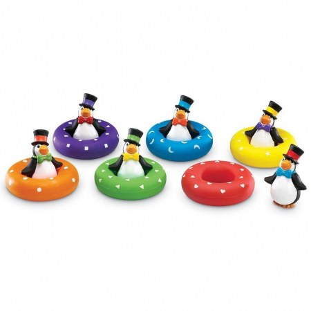 Pinguinii - Set de potrivire1