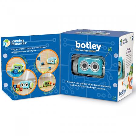 Robotelul Botley - set STEM1