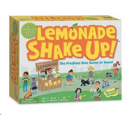 Lemonade Shake Up – Prepară limonada, joc de cooperare și asociere [0]