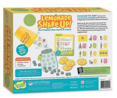 Lemonade Shake Up – Prepară limonada, joc de cooperare și asociere [3]