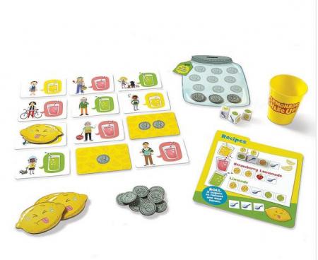 Lemonade Shake Up – Prepară limonada, joc de cooperare și asociere [1]