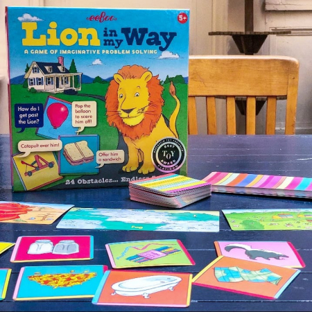 Lion in my Way- Joc educativ de strategie si cooperare3