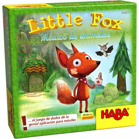 Little Fox Animal Doctor - Mica vulpe veterinar0