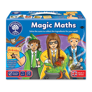 MAGIC MATH - Joc educativ0