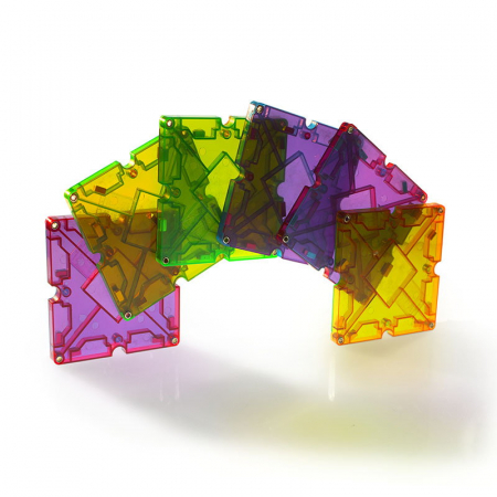 Magna-Tiles Freestyle cu magneti mobili (40 piese)3