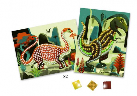 Mozaic Dinozauri [2]