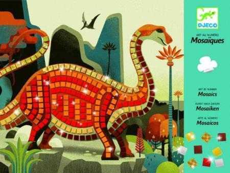 Mozaic Dinozauri [0]