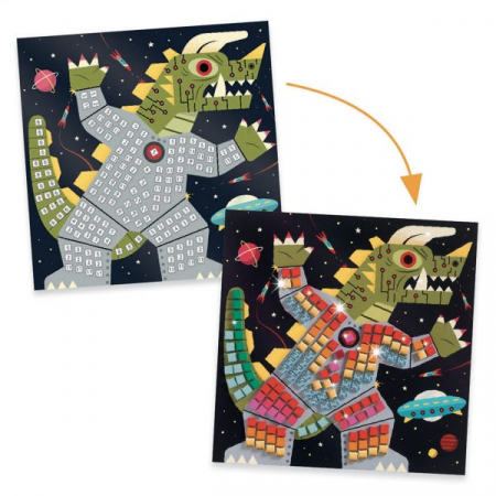 Mozaic - In spatiu [1]