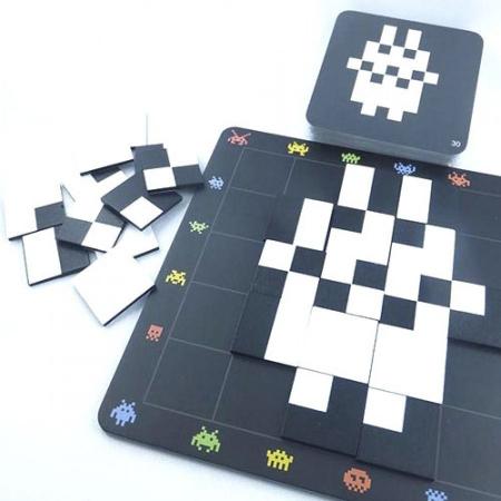 Pixel Tangram - Joc de logica2