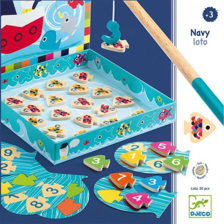 Navy loto - Joc educativ0