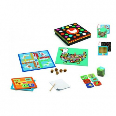 Colecție 12 jocuri clasice de familie1