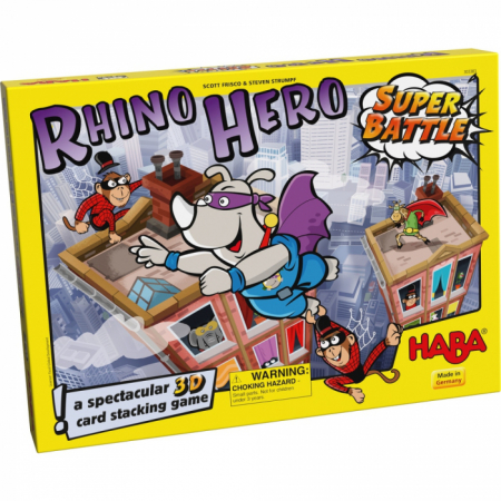 Rhino Hero – Super Battle [0]