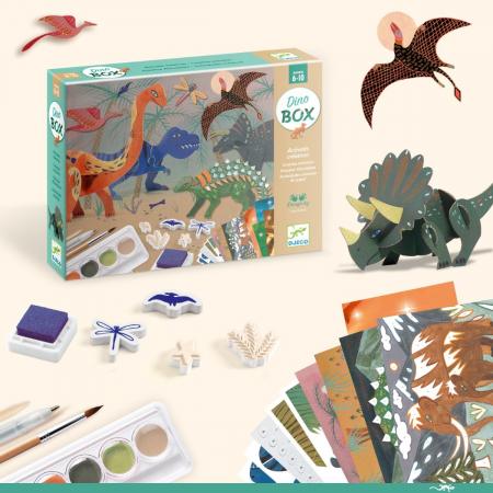 Atelier creativ Lumea dinozaurilor [1]