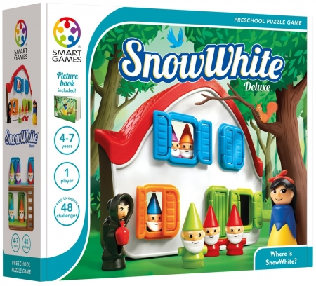 Snow White Deluxe - Joc de logică0