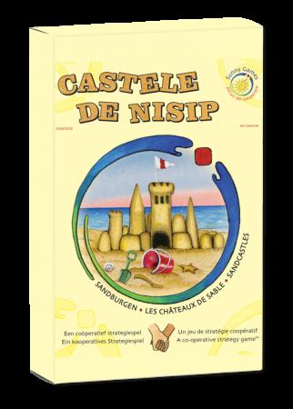 Joc de cooperare Castele De Nisip0