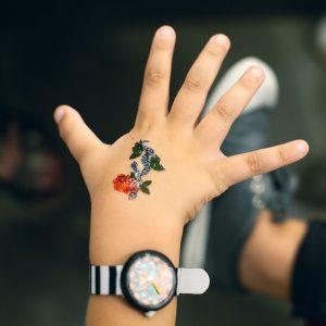 Tatuaje - Flori de primavara [2]
