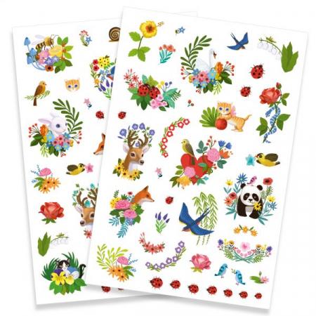 Tatuaje - Flori de primavara [1]